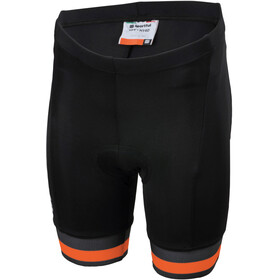 Sportful Tour 2.0 Shorts Kinderen, black orange sdr